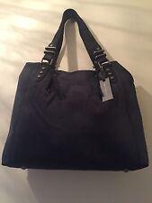 MINT VELVET Navy Slouch Bag