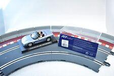 88067 Volant Voiture Miniature 1/32 Circuit Routier Électrique Corvette