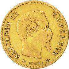 [#492651] Monnaie, France, Napoleon III, Napoléon III, 10 Francs, 1858