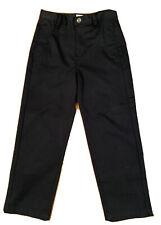 Boys School Uniform Long Pants by Cat & Jack Size 6 Black