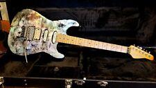 Kramer Elliot Easton Holoflash USA Floyd Schaller 80s LaSiDo Beak Guitar Vintage