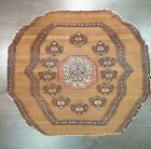 Beautiful Old Antique Malayer rug  3.77x4.36 Ft