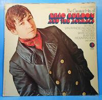 GREATEST HITS OF ERIC BURDON & THE ANIMALS LP 1969 NICE CONDITION! VG/VG!!B