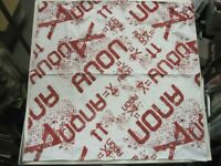 ANON BURTON snowboard 2008 Birds Of Prey tie back bandana Vintage New In Package