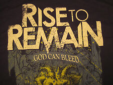 Rise To Remain The Blood You Spill On Honest Ground  Short Sleeve Shirt LG