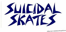 Suicidal Tendencies Skateboard Sticker punk rock metal dogtown  skate surf
