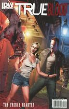 True Blood: French Quarter #2 (of 6) Cover A Comic Book - IDW