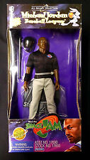 Michael Jordan Baseball Leaguer Space Jam Movie 9 Inch Figure New 1996 MIB