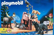 playmobil 3228 # Amerikanische Wildtiere # Absolute Rarität NEU OVP