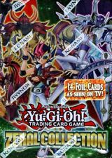 YUGIOH 2013 ZEXAL COLLECTION 16 TIN CASE BLOWOUT CARDS
