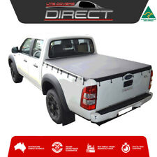 Bunji Tonneau Cover For Ford Ranger PJ, PK Double Cab - 2007 to Oct 2011