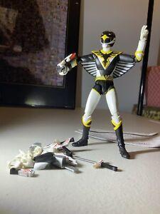 SH Figuarts - Black Condor - Power Ranger Action Figure Bandai- Tamashii Nations