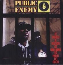 Public Enemy It Takes a Nation of Millions to Hold US Back 180grm LP Mp3