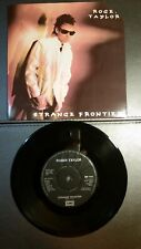 "Roger Taylor (Queen) ""Strange Frontier"" VERY RARE! 84 UK 7"" vinyl Ex.Cond TESTED"