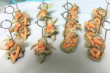 Baby Fairy  or Cherub Place Card Holders Set of 12 4 Designs