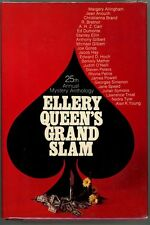 Ellery Queen's Grand Slam 25th Annual by Ellery Queen (ed.) 1st- High Grade