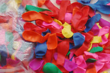 """New Lots 30pc Multicolor Latex 10"""" Balloons Inflated Toys Decoration Party Gifts"""