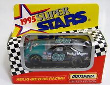 Matchbox 1995 Super Stars Series Ii ~ #90 Mike Wallace ~ Heilig Meyers Ford