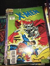 Album  Relié X-Men Numéro 4 (Contient les numéros 7 et 8) /Semic Marvel Comics
