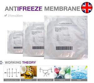 20pcs Anti Freeze Membranes Weight Loss Pads Cryo Lipolysis Machine 27x30 Medium