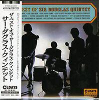 SIR DOUGLAS QUINTET-THE BEST OF SIR DOUGLAS...JAPAN MINI LP CD BONUS TRACK C94