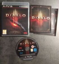 Diablo 3  Ps3 Playstation PAL español. En buen estado