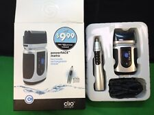 Vintage Clio Power Face Metro 3054(R)2 Shaver