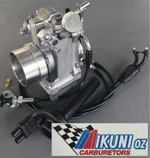 Honda XR650R Mikuni Carburetor,TM42-6 42mm Flatslide Pumper Kit- Cable Choke