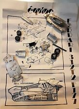 "kit METAL EQUIPE 1/43 "" Ferrari 312 T2 1977 """