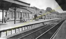 Brentwood & Warley Railway Station Photo. Harold Wood - Shenfield & Hutton (2)