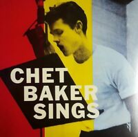 Baker- ChetSings (Limited Edition in Solid Yellow Colored New Vinyl)