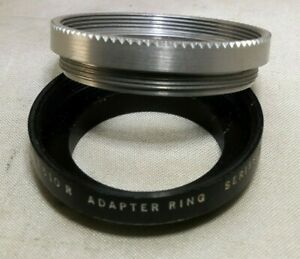 27mm Tiffen # 510R Filter holder Retaining Adapter lens Ring for series 5 v 4.5
