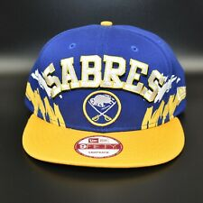 Buffalo Sabres New Era 9FIFTY NHL Side Stripe Men's Snapback Cap Hat