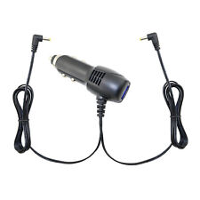 2m Car Charger for Coby TF-DVD7051D-P Philips Twin Double Dual Screen DVD Player