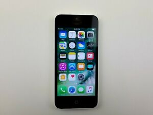 Apple iPhone 5c (A1532) 8GB - White (GSM Unlocked) Smartphone Clean IMEI K5866