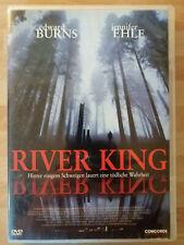 DVD River King - Edward Burns, Jennifer Ehle, Jamie Thomas King - Aus Sammlung