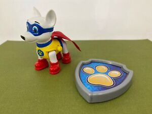 Spin Master - Paw Patrol - APOLLO the Super Pup with Badge - Action Figure