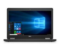 "Dell Latitude Business Gaming Laptop 15.6"" HD Intel Core i5 8GB RAM 256GB SSD"