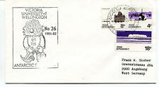 1983 Victoria University of Wellington Antarctic Expedition Polar Cover