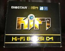 BIOSTAR Hi-Fi B150S1 D4 Intel B150 MicroATX Motherboard