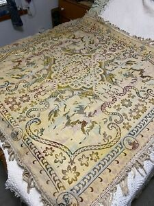 Tapestry with Fringe