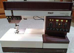 Pfaff Creative 1469 sewing machine - A designer classic!