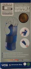 Neo G 895 Stabilized Left Wrist Brace Class 1 Compression Universal Size Neog