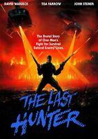 The Last Hunter [New DVD]