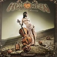 Unarmed: Best of 25th Anniversary by Helloween(180g LTD. Vinyl 2LP),2010 Sony