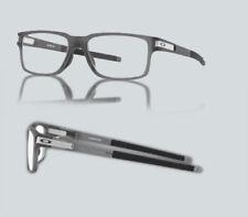 16c3684163a New Oakley OX 8115 LATCH EX 811502 Satin Grey Smoke Eyeglasses