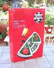 WORLD SERIES POKER PLUG 'N PLAY POKER 15 IN 1 TV GAME
