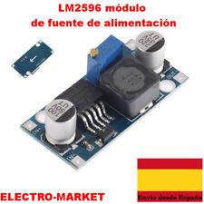 módulo de alimentación de tensión 3 a ajustable regulador de voltaje LM2576
