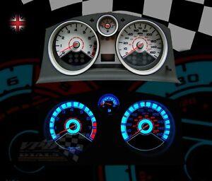 Vauxhall Astra H mk5 VXR SRI Speedo interior dash panel bulb led light kit