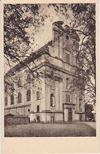 uralte AK, Grüssau (Krzeszów), Josefkirche